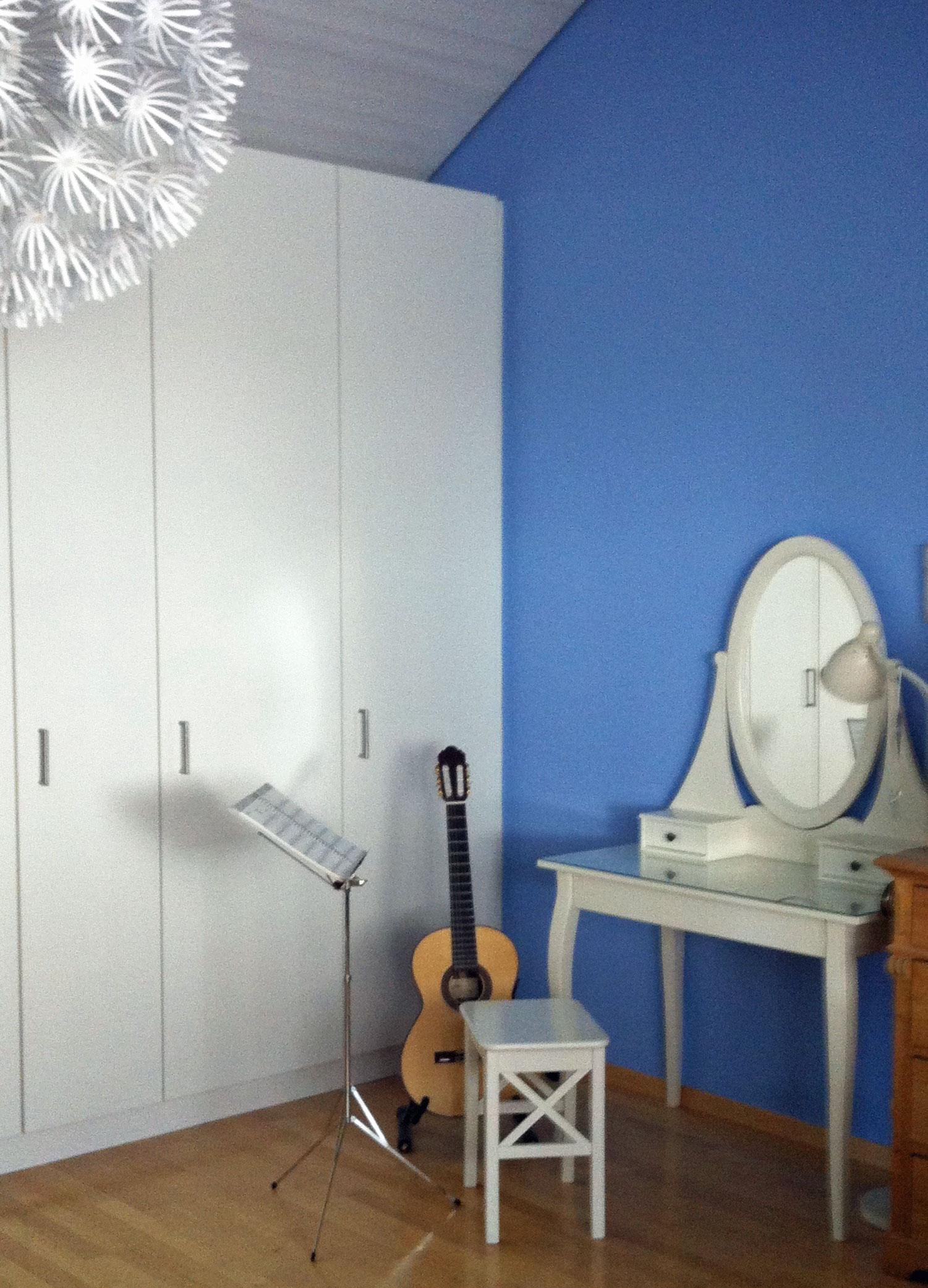 Ein durchg ngiges farbenspiel k o b colourdesign farb for Farb und raumgestaltung